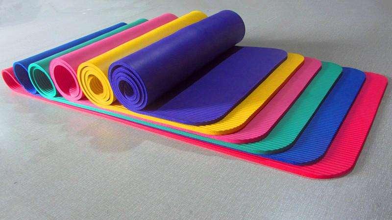 瑜伽垫处理 瑜伽垫清仓 杭州高价收购库存瑜伽垫